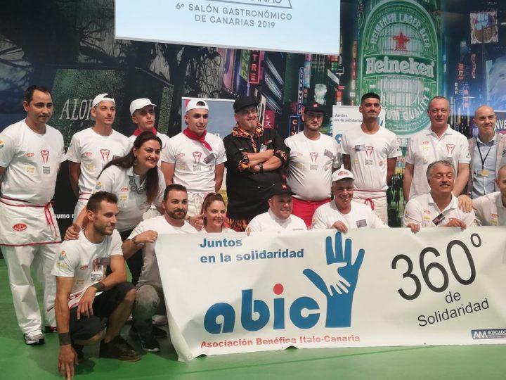 Resultados 2º Campeonato Absoluto de Canarias de Pizza